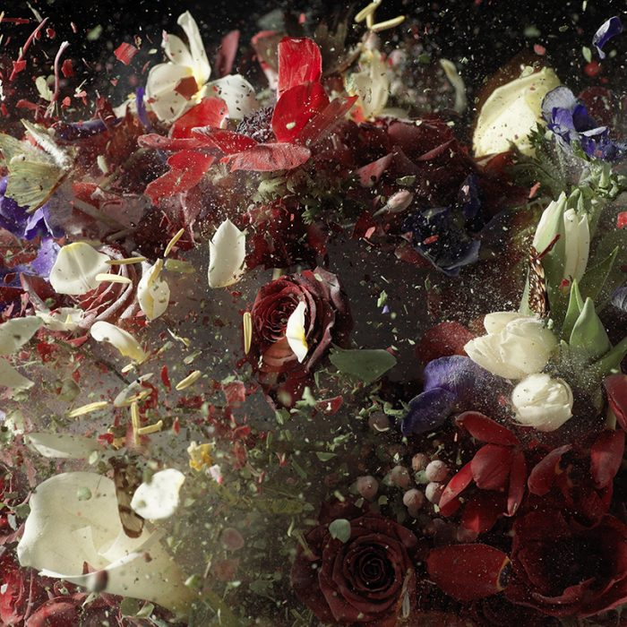 Ori Gersht, Blow Up, Untitled 12, 2007, 100x100cm