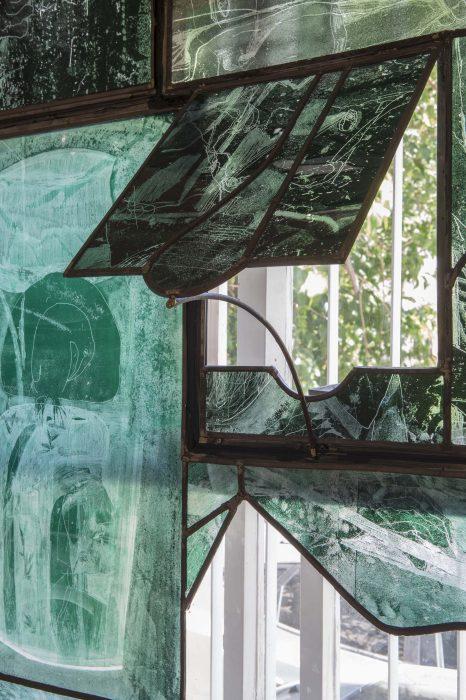 Installation view, Hayot, Noga Gallery, 2018