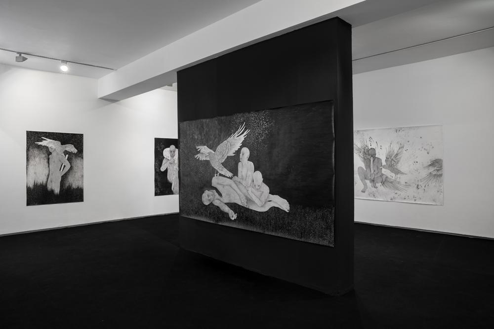 Moran Kliger, Cain, Installation View